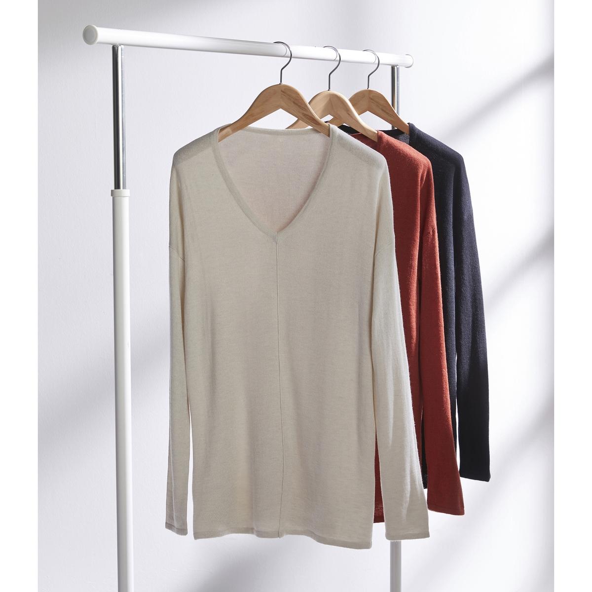 Imagen principal de producto de Jersey túnica 10% lana - Anne weyburn