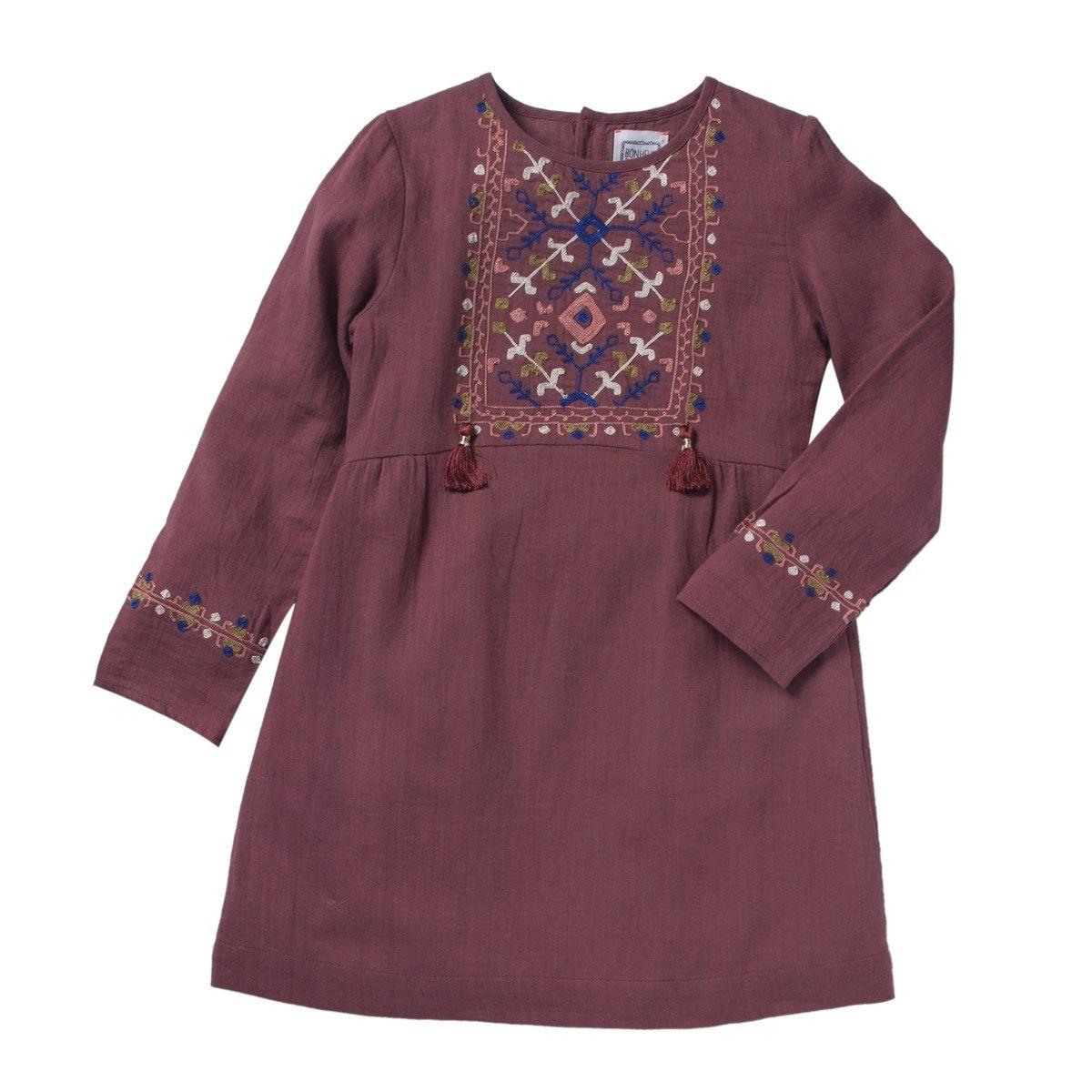 Robe brodée Baboushka