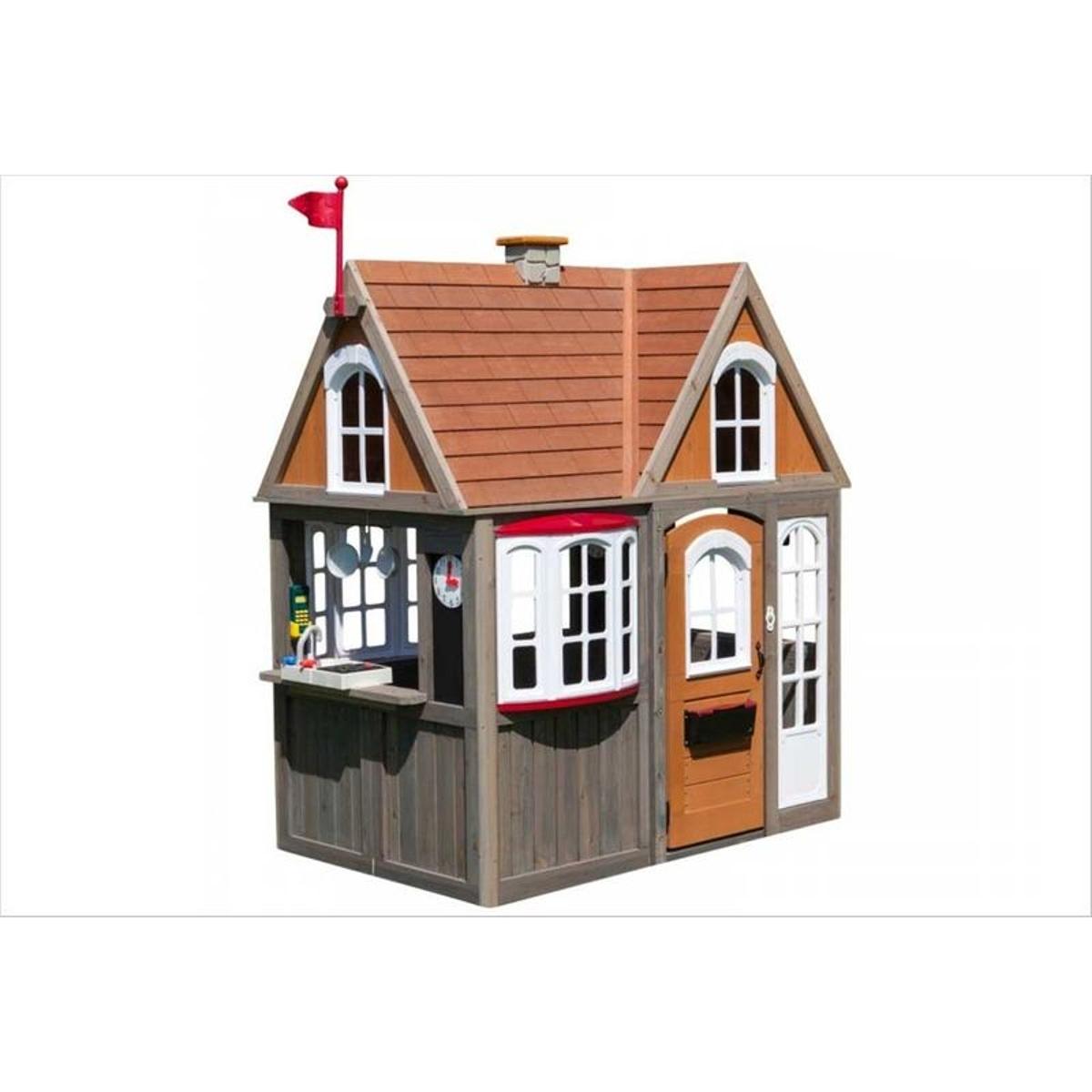 Maisonnette enfant Greystone Cottage