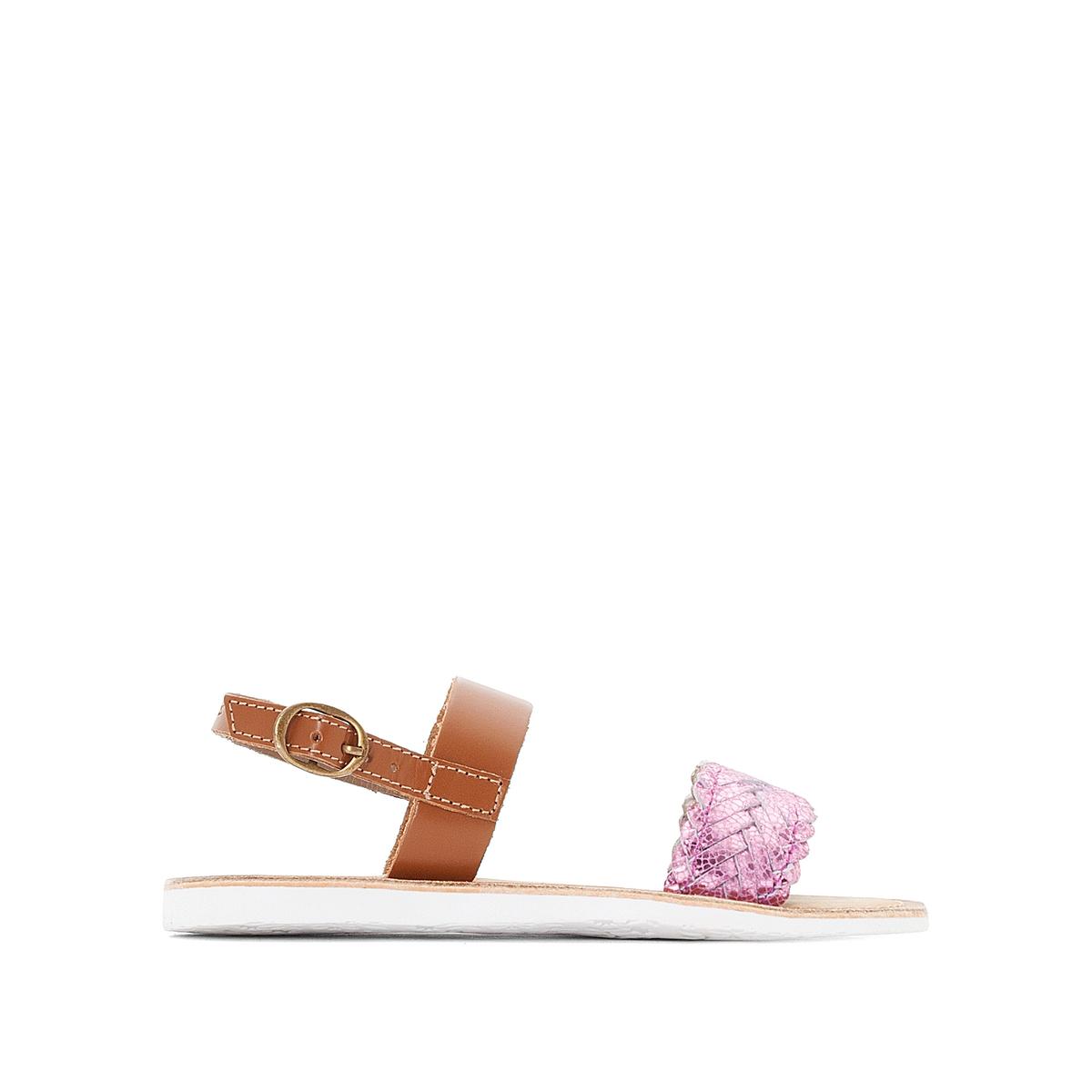 Сандалии кожаные SPORIA сандалии кожаные gopak