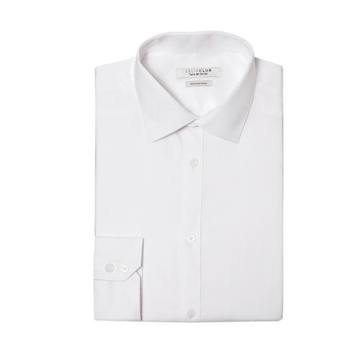 Рубашка в стиле оксфорд TCAROX