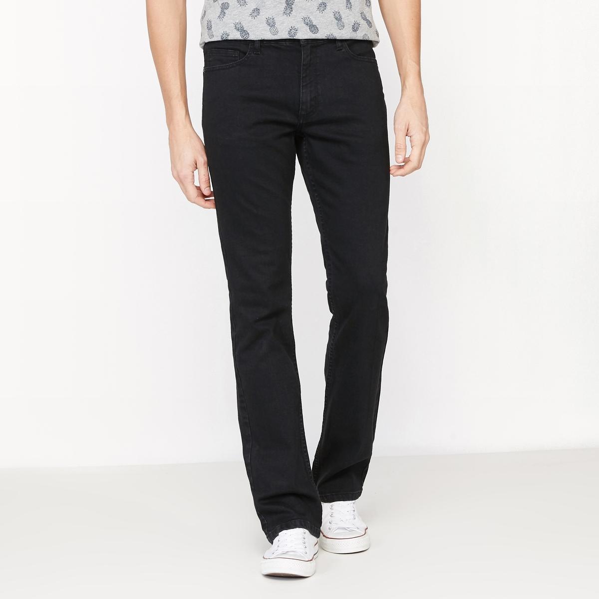 Jeans taglio bootcut denim stretch