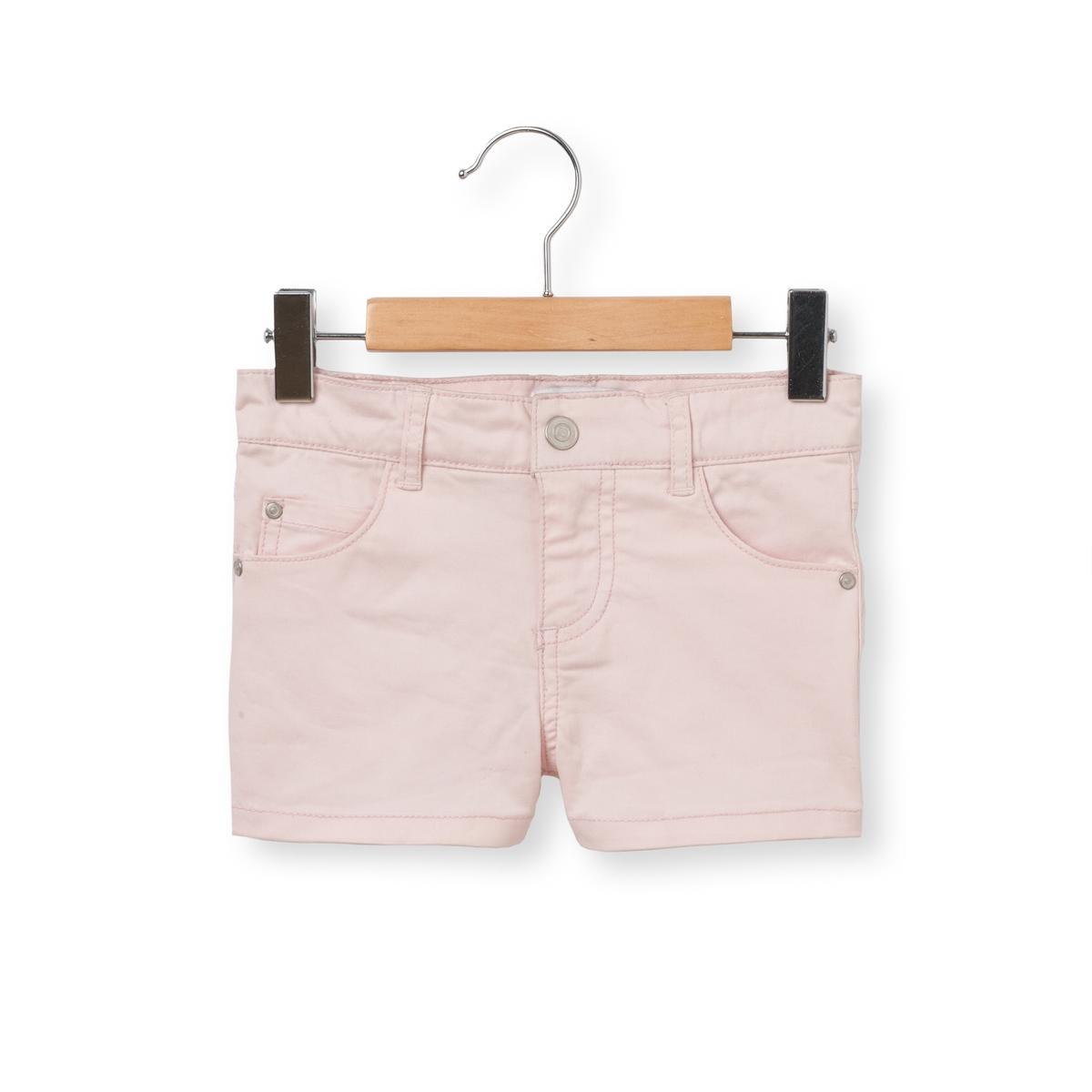 Shorts 5 tasche da 3 a 12 anni