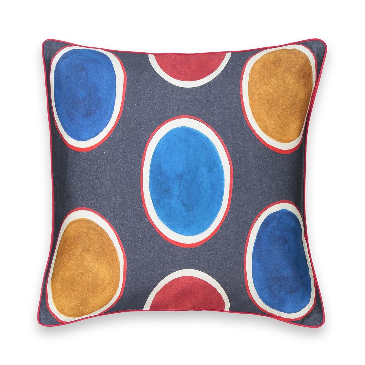 Чехол на подушку-валик, дизайн Генриетты Х. Янсен jan jansen высокие кеды