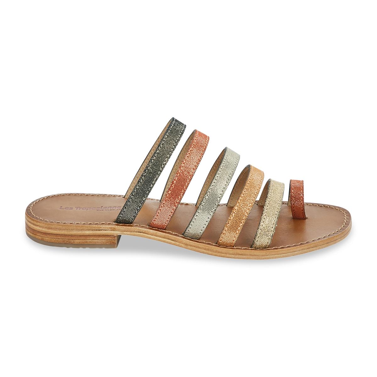 Туфли из кожи Briquet