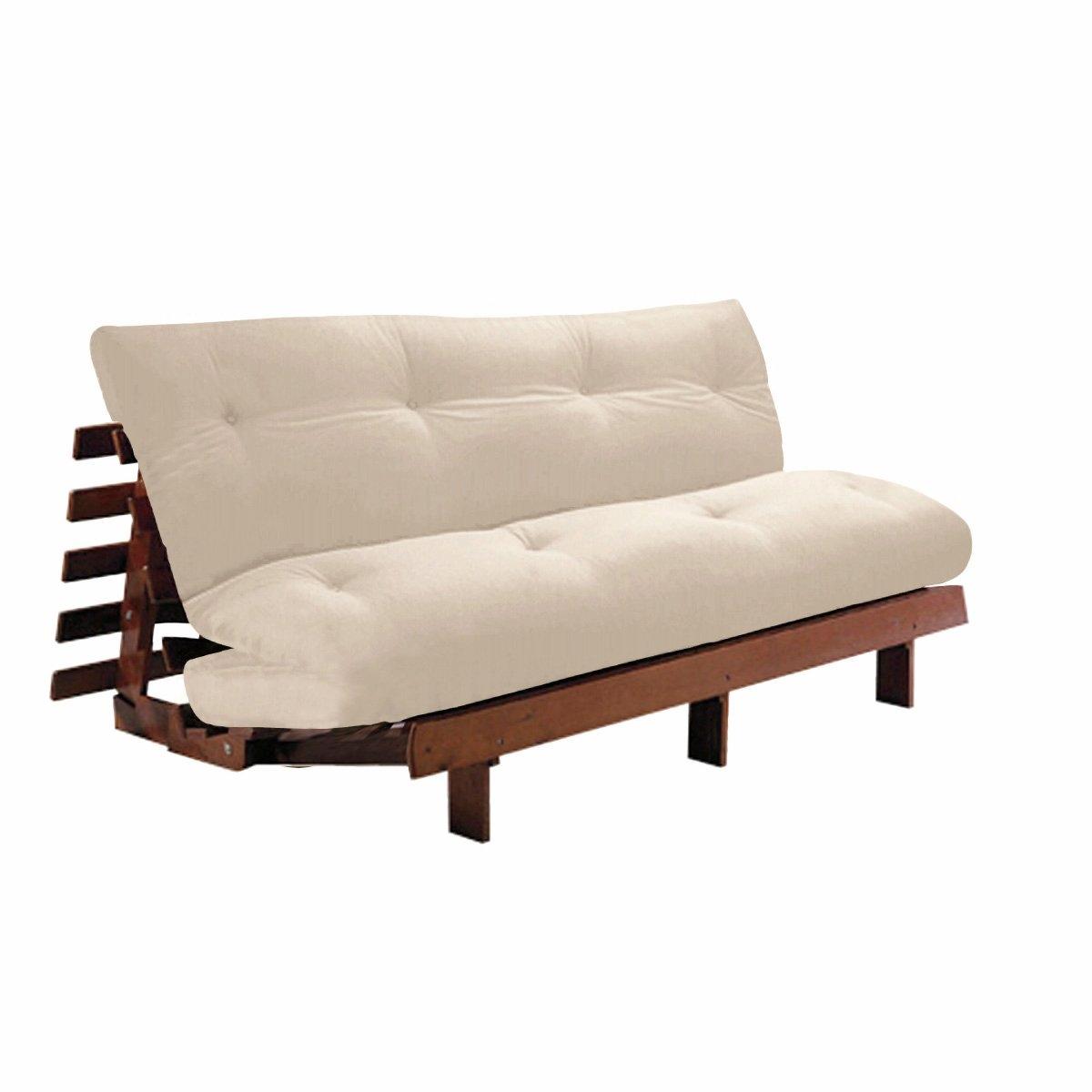 Матрас хлопчатобумажный с покрытием из латекса для дивана THAÏ