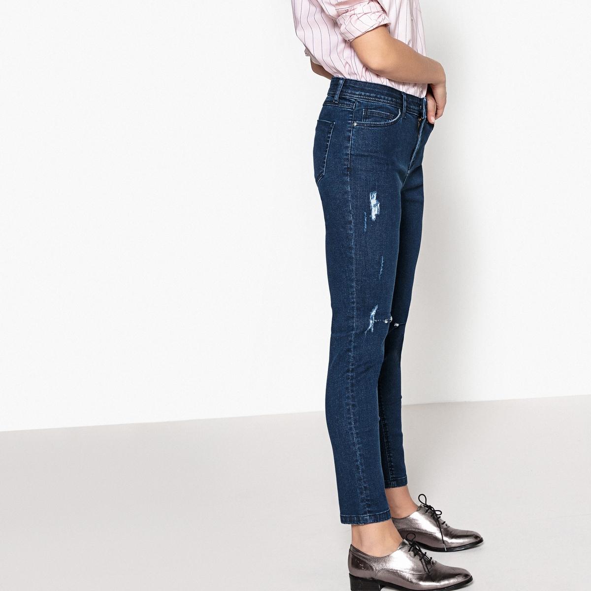 Джинсы-скинни высокие джинсы скинни длина 32