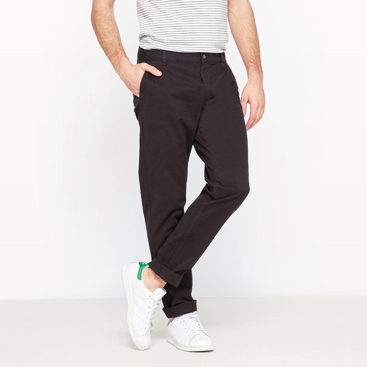 Pantalon chino ADRIEN coupe droite