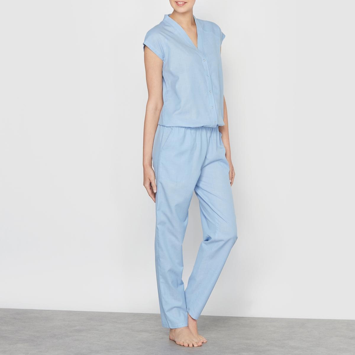 Комбинезон-пижама