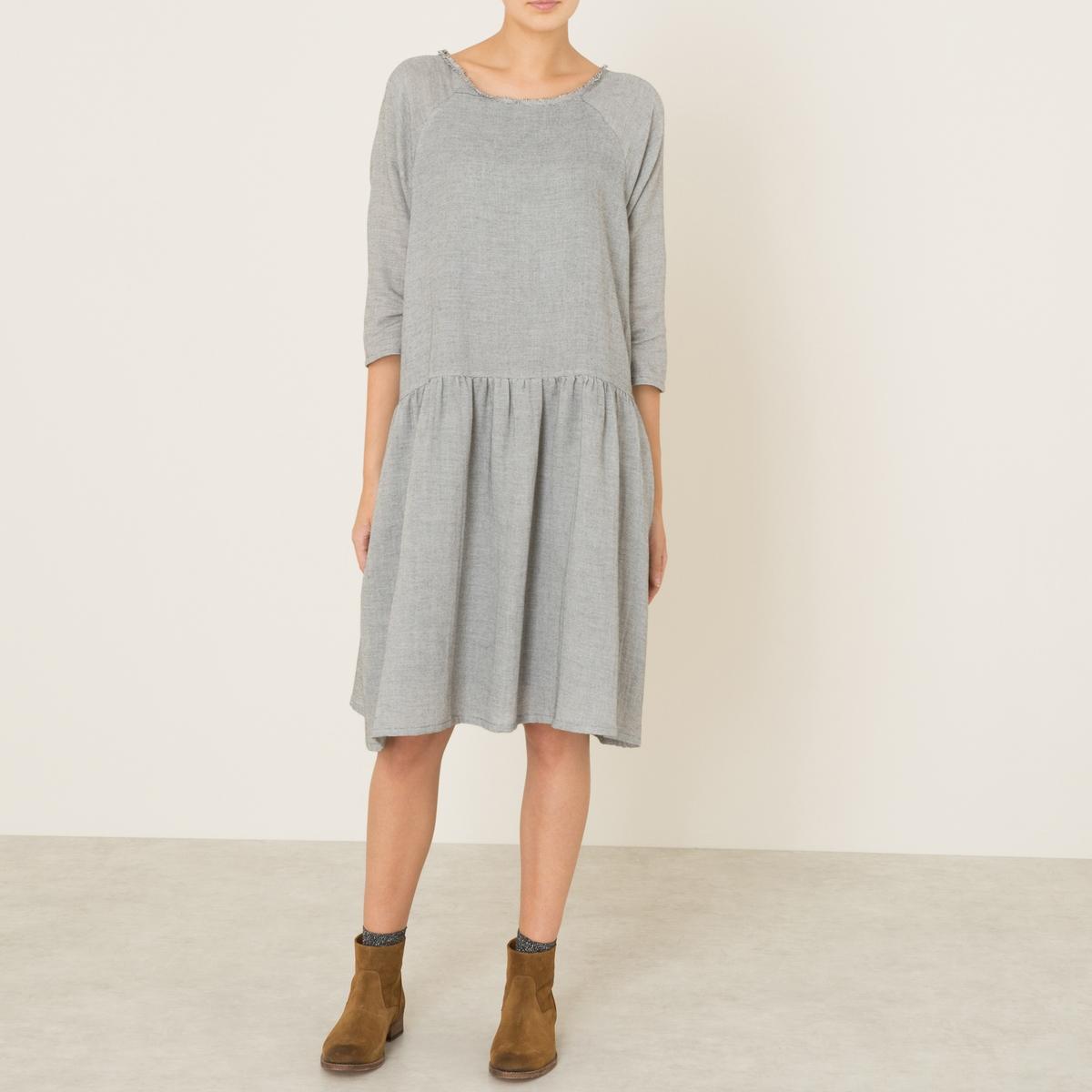 Платье NOUGAROСостав и описаниеМатериал : 100% хлопок Длина : 103 см. (для размера S) Марка : TOUPY<br><br>Цвет: белый/ черный<br>Размер: M