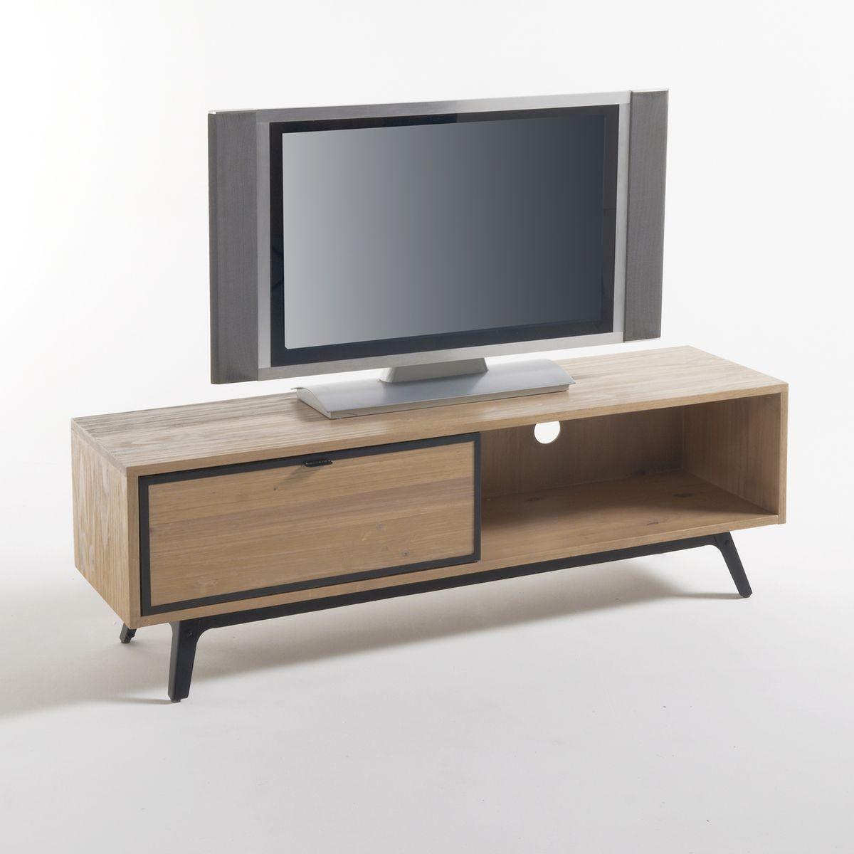 meuble tv hifi les moins chers de notre comparateur de prix. Black Bedroom Furniture Sets. Home Design Ideas