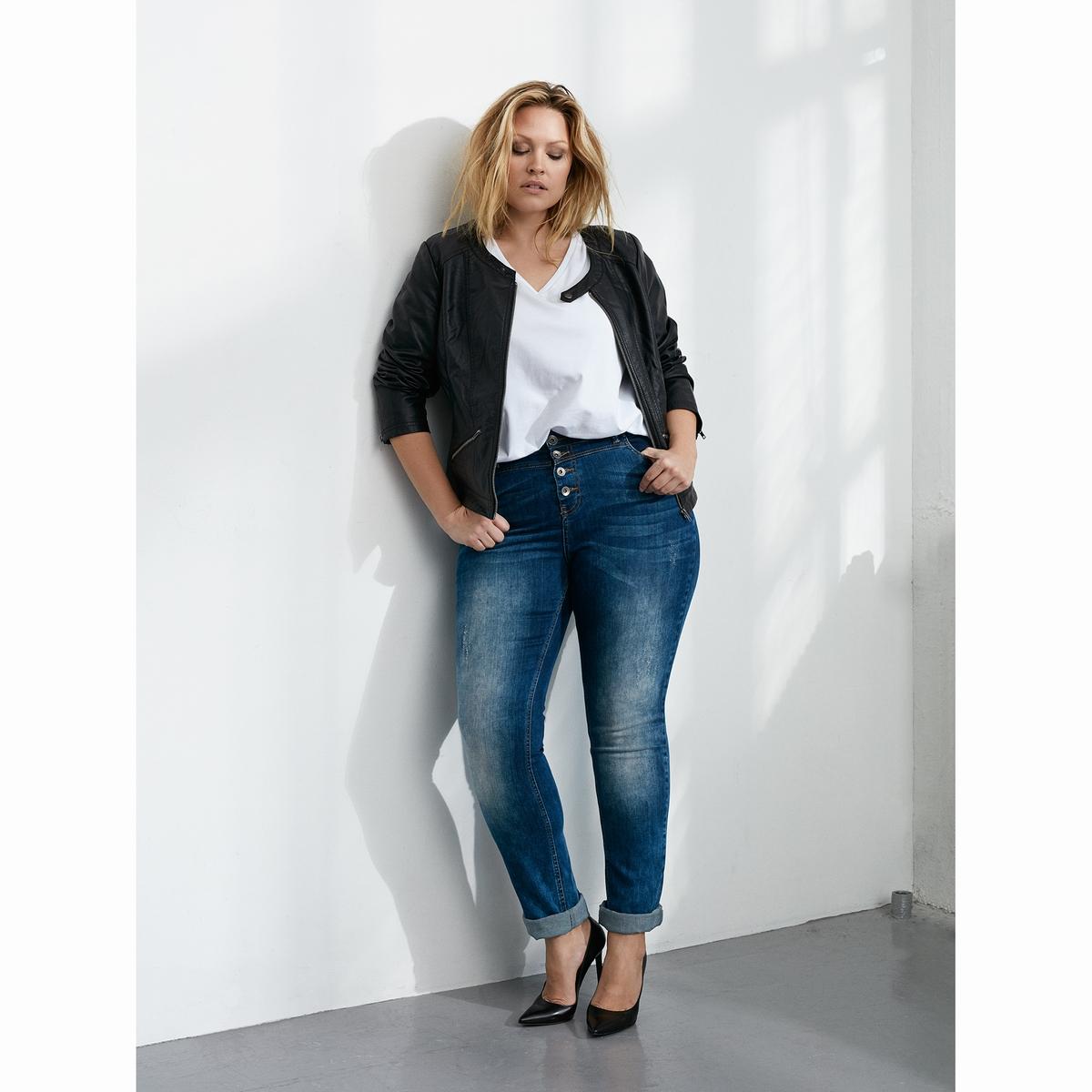 Джинсы узкие 82 см<br><br>Цвет: синий джинсовый