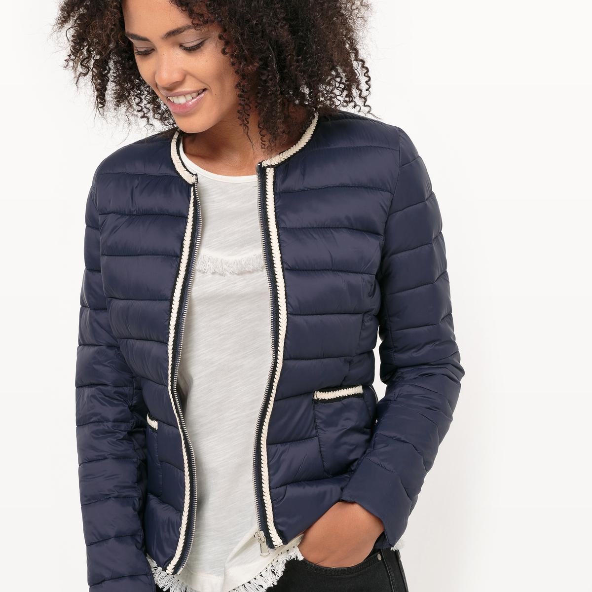 Куртка стеганая легкая на молнии