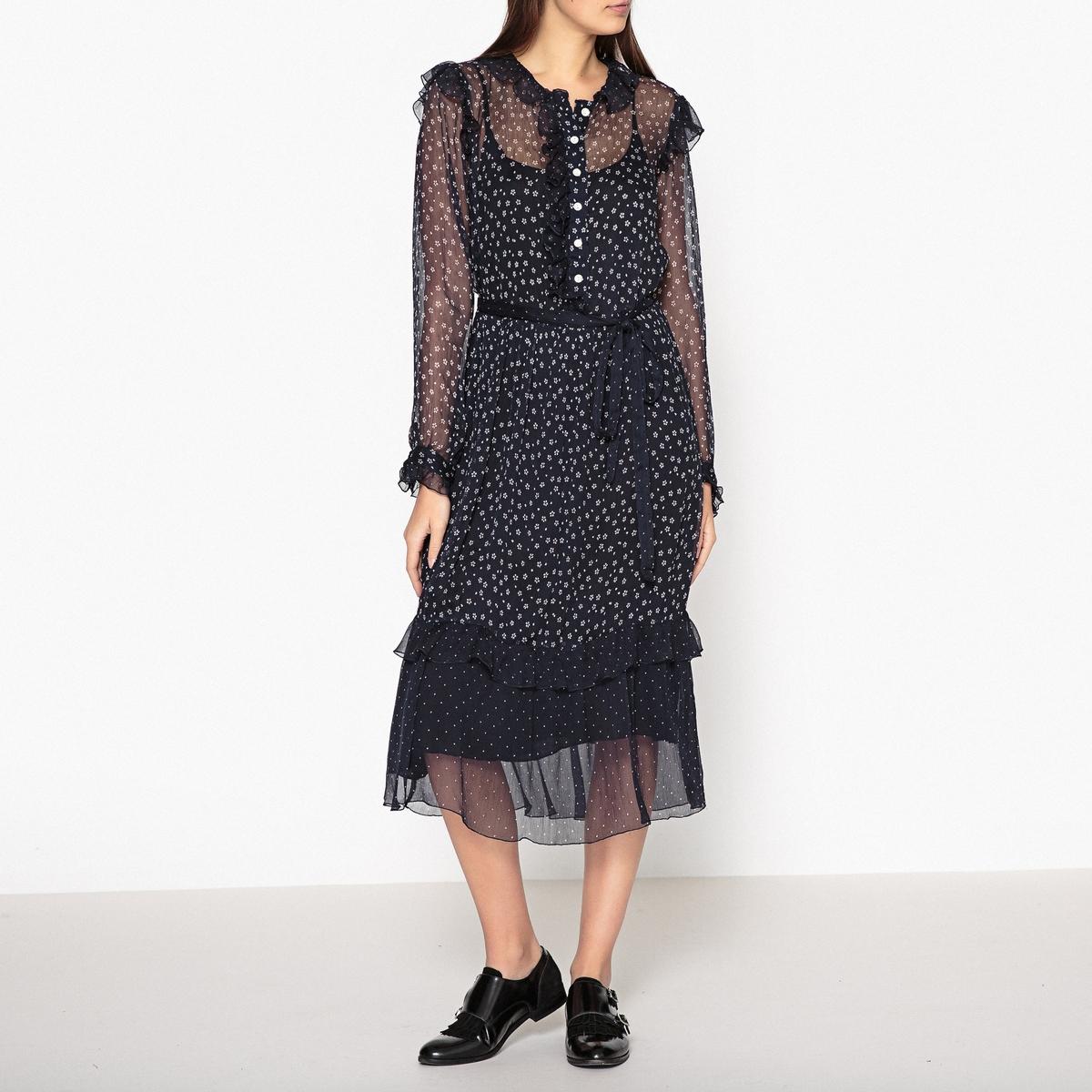 Платье с вуалью RAZZIA