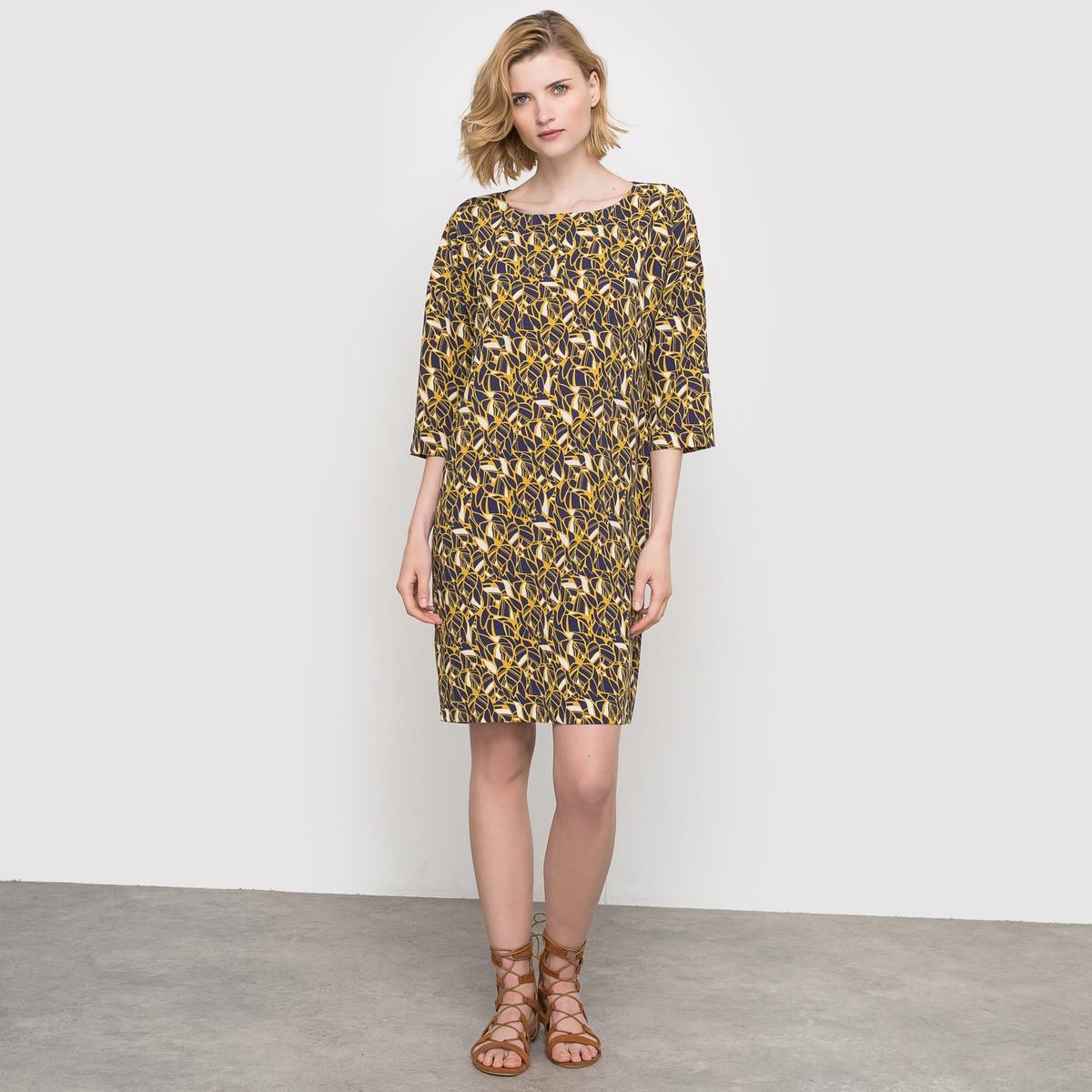 Платье-футляр с рисунком платье футляр с рисунком rustica