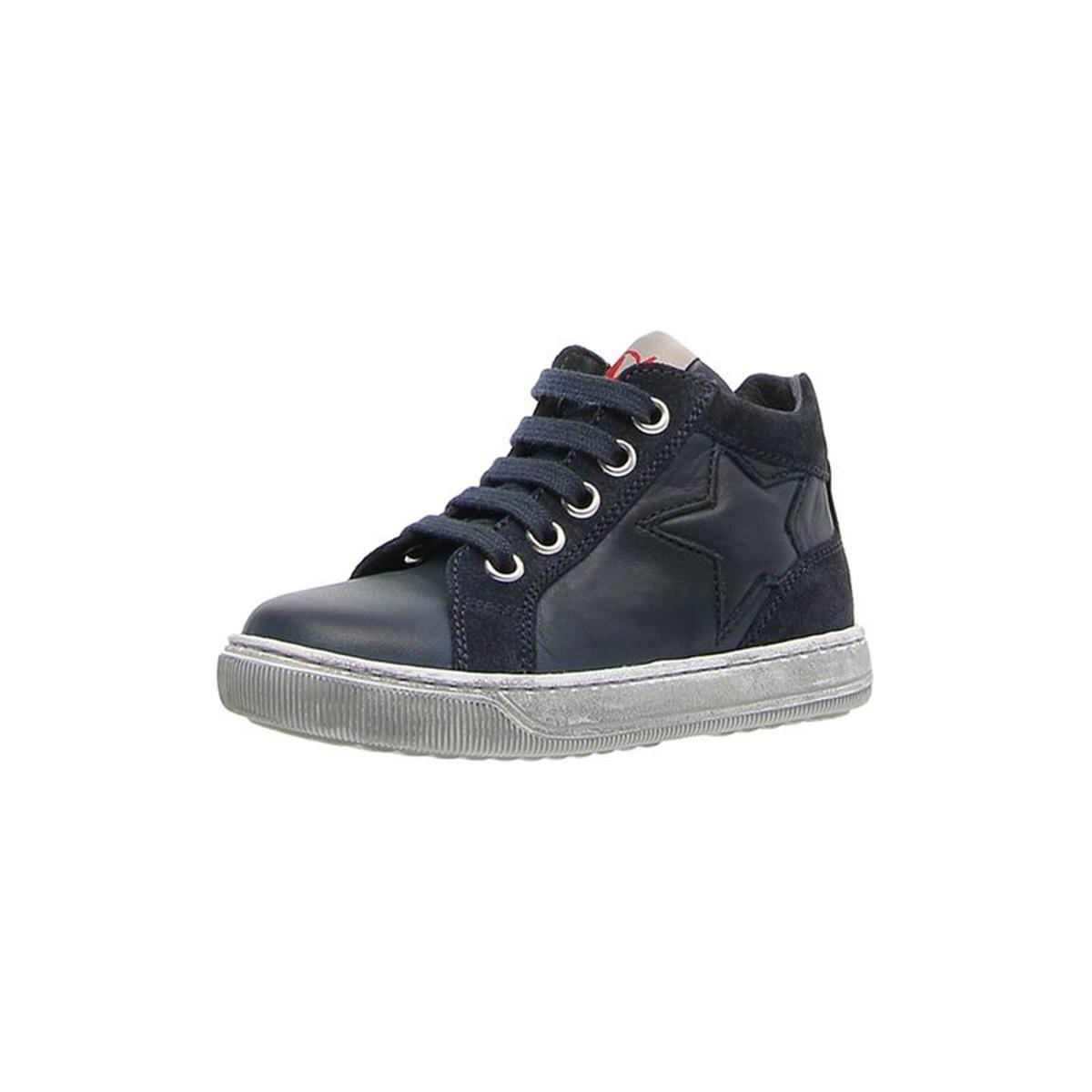 CLAY STAR - Sneakers en cuir