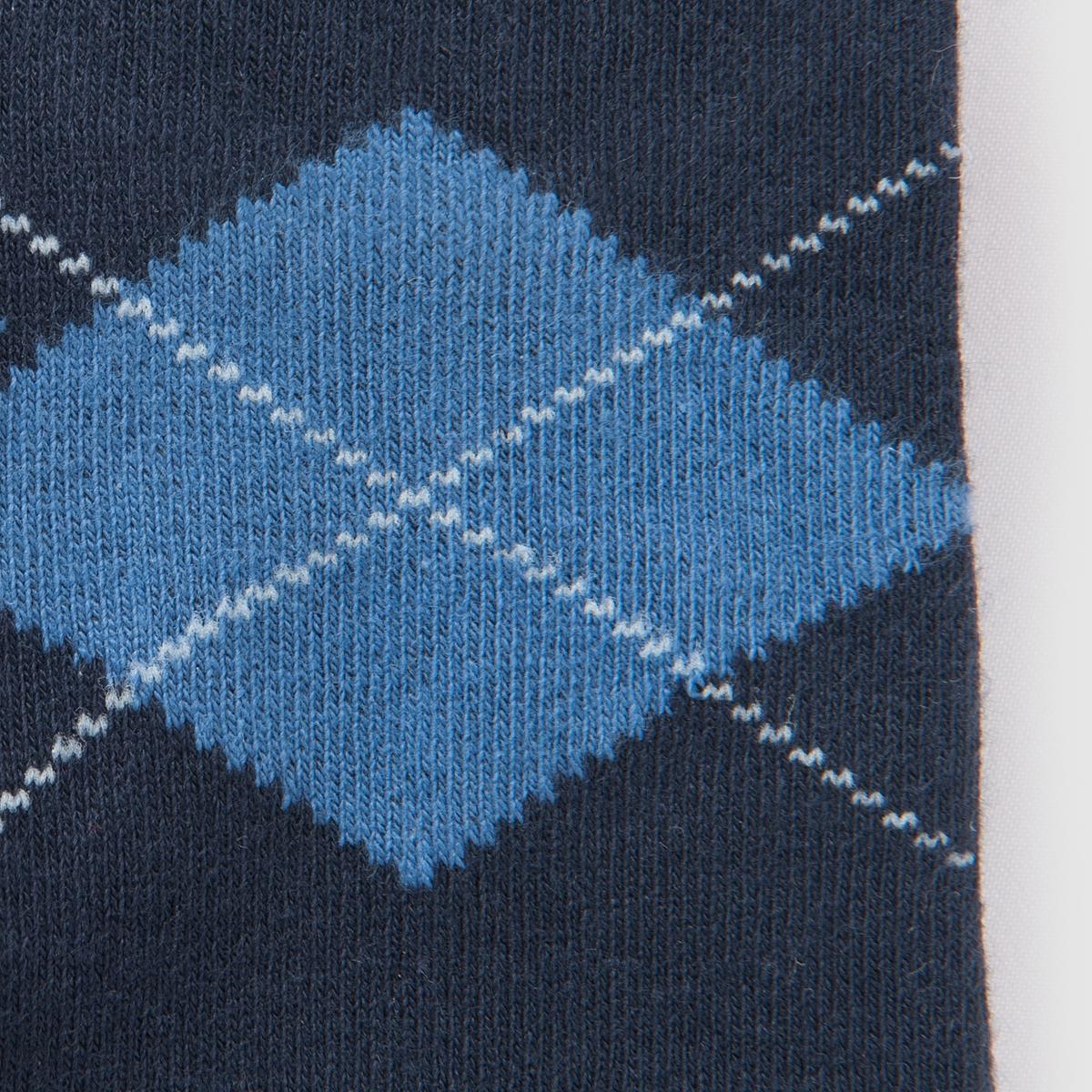 Комплект из 3 пар носков из модалаКомплект из 3 пар мягких носков. носки из хлопка/модала для мягкости, поскольку модал - мягкое целлюлозное волокно с впитывающей способность выше, чем у хлопка. Состав и описаниеМатериал : 40% хлопка, 40% модала, 17% полиамида, 3% эластанаМарка :  R essentiel<br><br>Цвет: антрацит + темно-синий,черный + темно-серый меланж