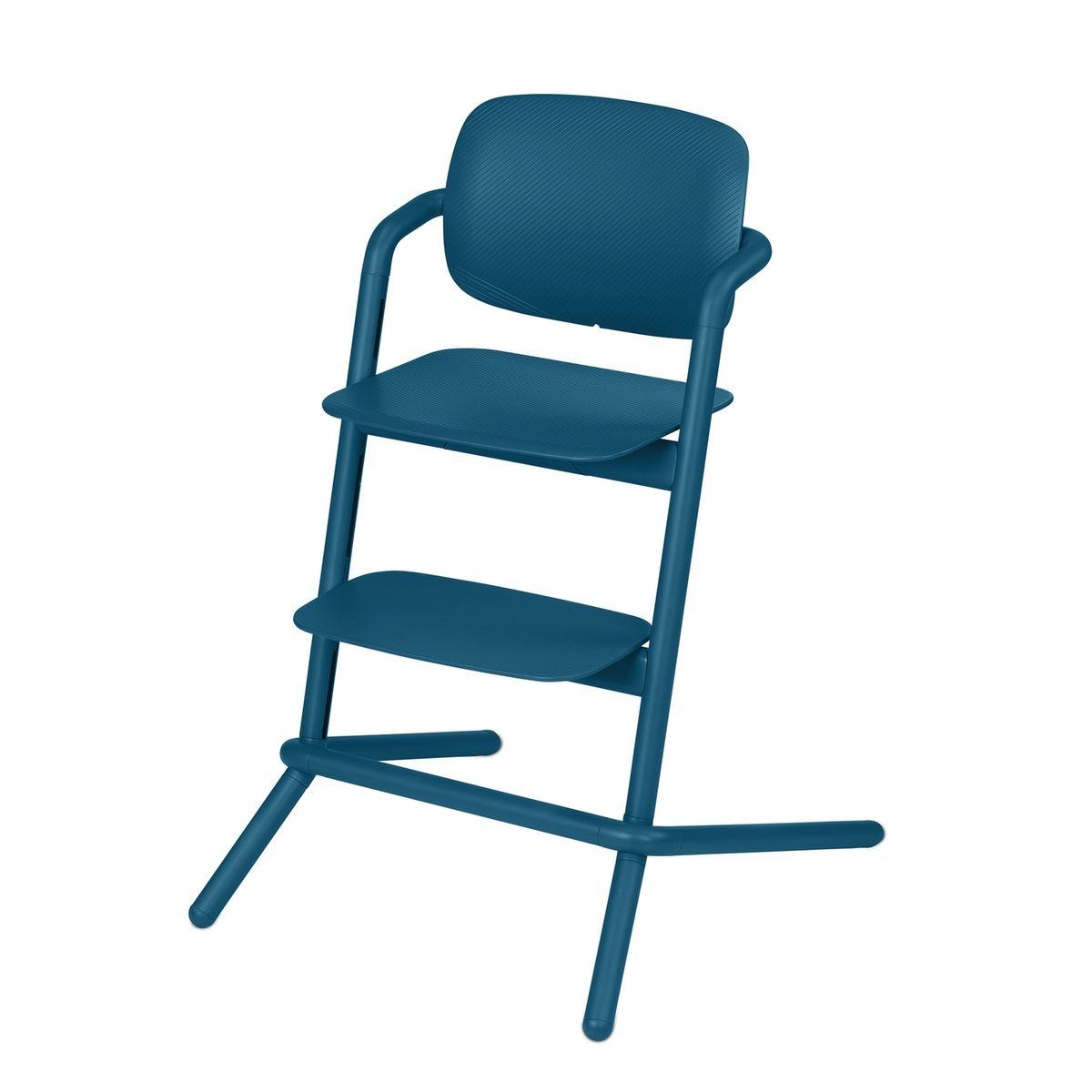 Chaise haute plastique LEMO