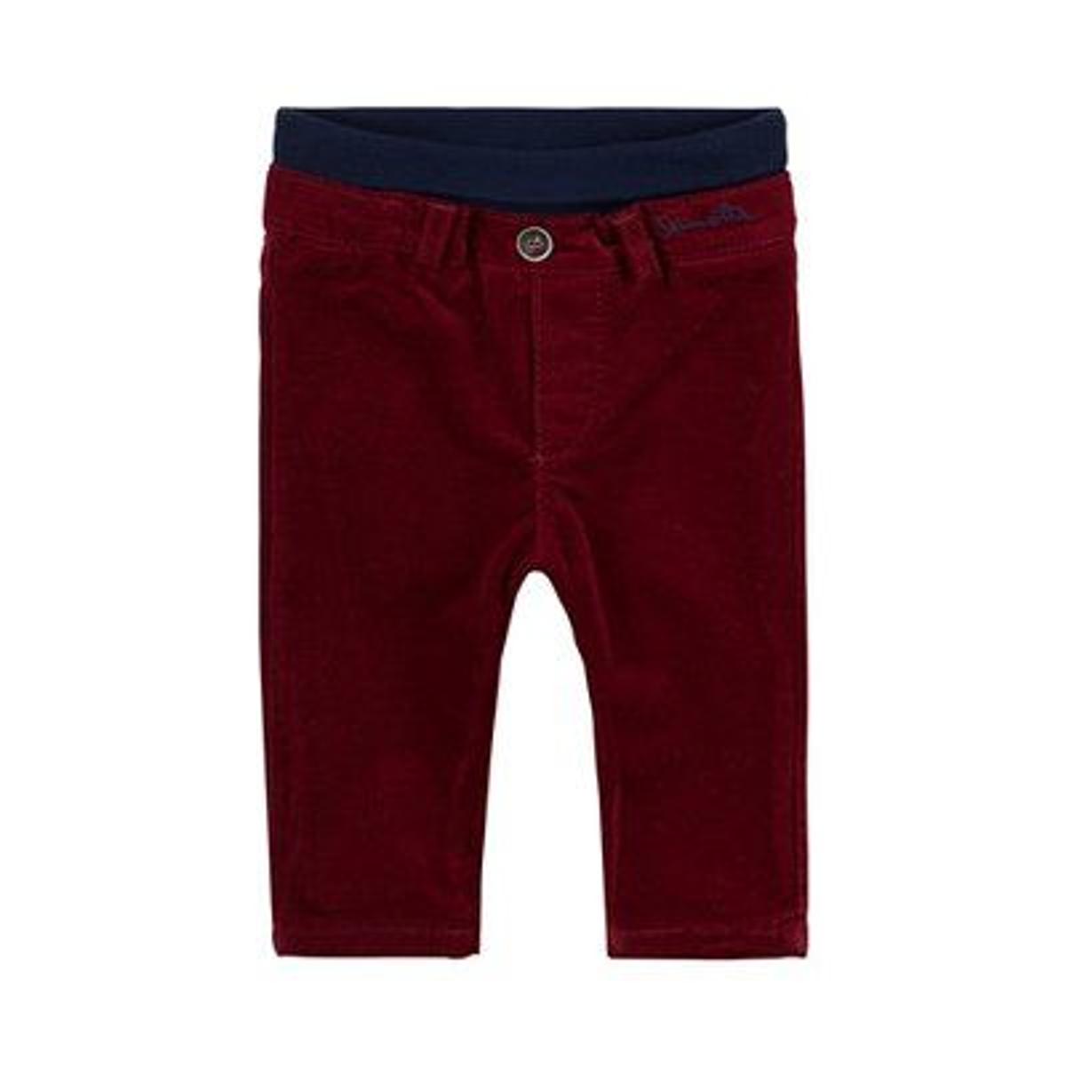 SANETTA Le pantalon en velours côtelé pantalon bébé