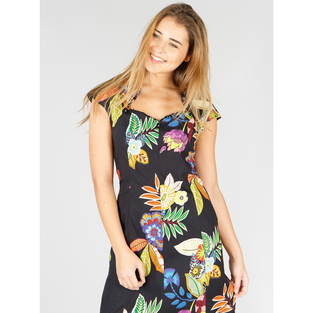Платье с принтом , длинное, короткое, в пол, миди.
