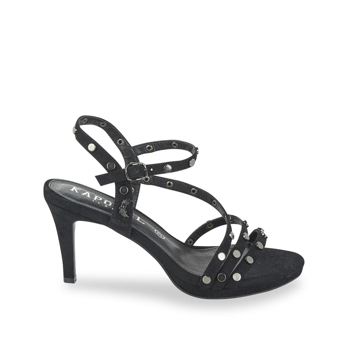Туфли La Redoute Shirel Blk 40 черный ботинки мужские affex riga цвет черный 61 rig blk m размер 40