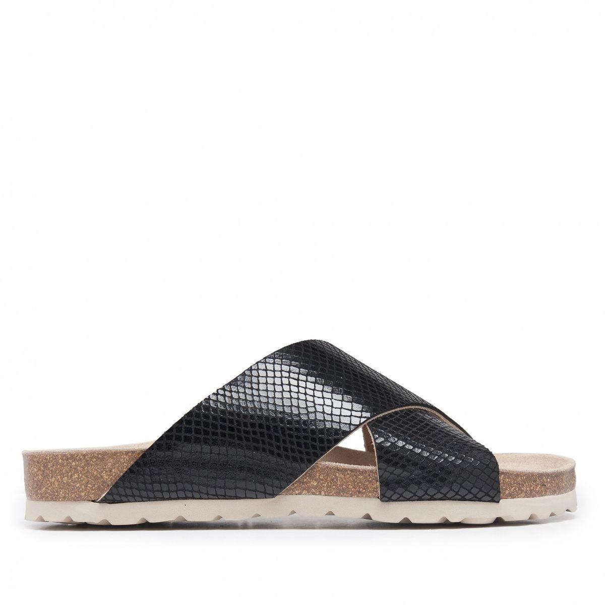 Sandales Cuir Bio