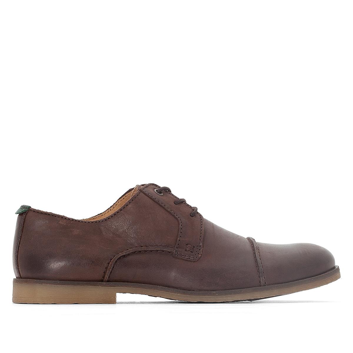 Ботинки-дерби FLARUD ботинки дерби под кожу питона