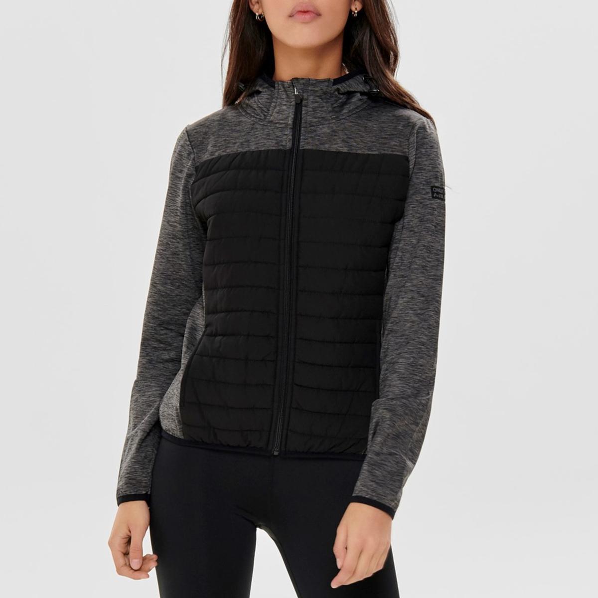 Image of Giacca anti vento, giacca sportiva Vera con cappuccio