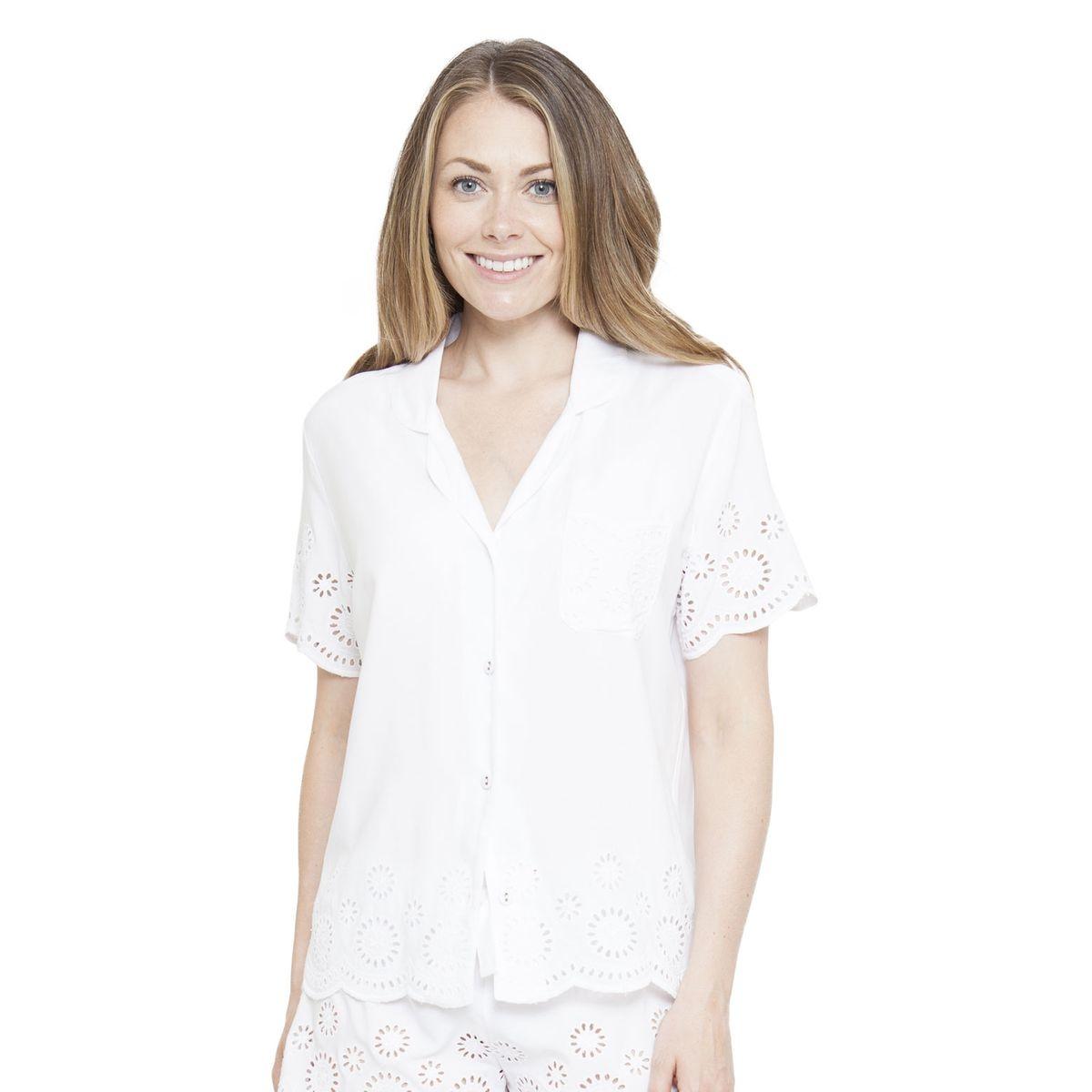 Haut de Pyjama en Modal ELLA