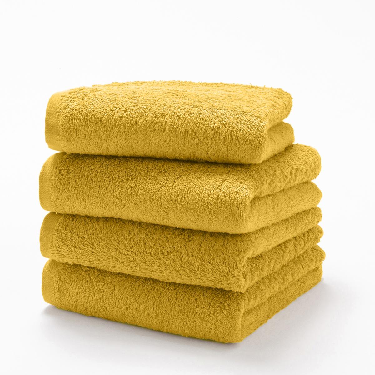 Комплект из 4 гостевых полотенец 500 г/м?Комплект из 4 гостевых полотенец из махровой ткани, 100% хлопок (500 г/м?), невероятно нежной, мягкой и отлично впитывающей влагу.Полотенца разных цветов для ванной...Характеристики 4 однотонных гостевых полотенец :- Махровая ткань, 100% хлопок (500 г/м?).- Отделка краев диагонали.- Машинная стирка при 60 °С.- Машинная сушка.- Замечательная износоустойчивость, сохраняет мягкость и яркость окраски после многочисленных стирок.- Размеры полотенца : 40 x 40 см.- В комплекте 4 полотенца. Знак Oeko-Tex® гарантирует, что товары протестированы и сертифицированы, не содержат вредных веществ, которые могли бы нанести вред здоровью.<br><br>Цвет: красный карминный,светло-розовый,серо-бежевый,сине-зеленый,синий морской волны,темно-серый,черный<br>Размер: 40 x 40  см.40 x 40  см