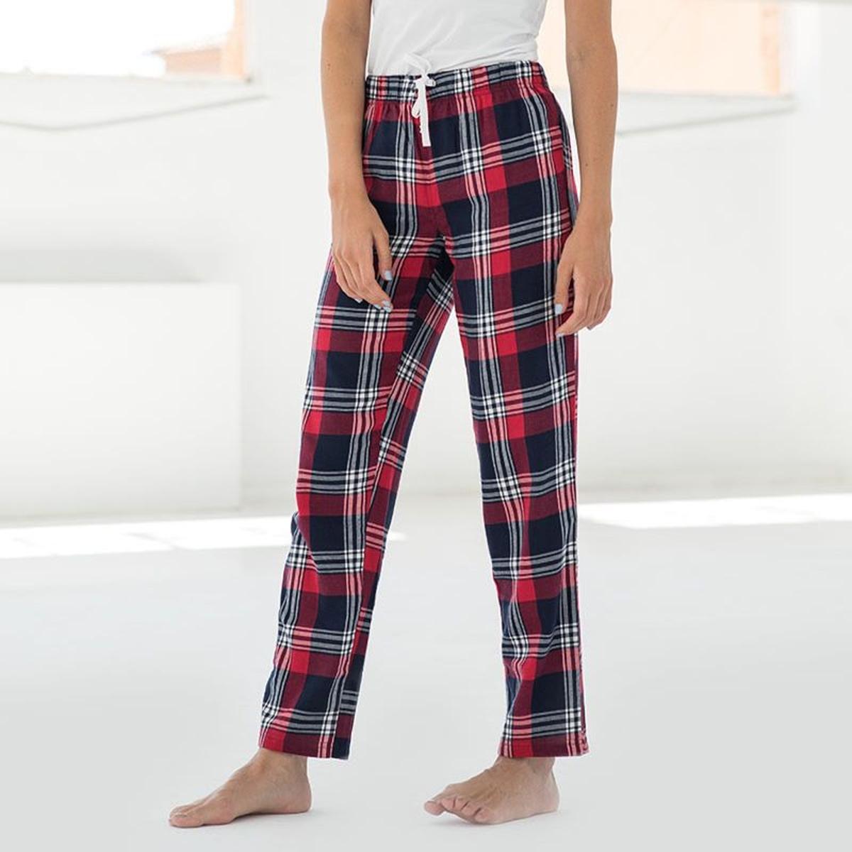 Pantalon de pyjama Tartan