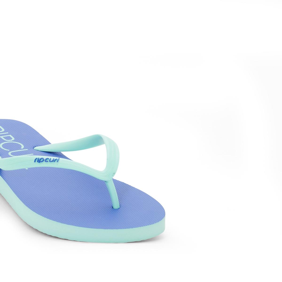 Вьетнамки BondiВерх/Голенище : каучук     Стелька : синтетика     Подошва : каучук     Форма каблука : плоский каблук     Мысок : открытый мысок     Застежка : без застежки<br><br>Цвет: синий