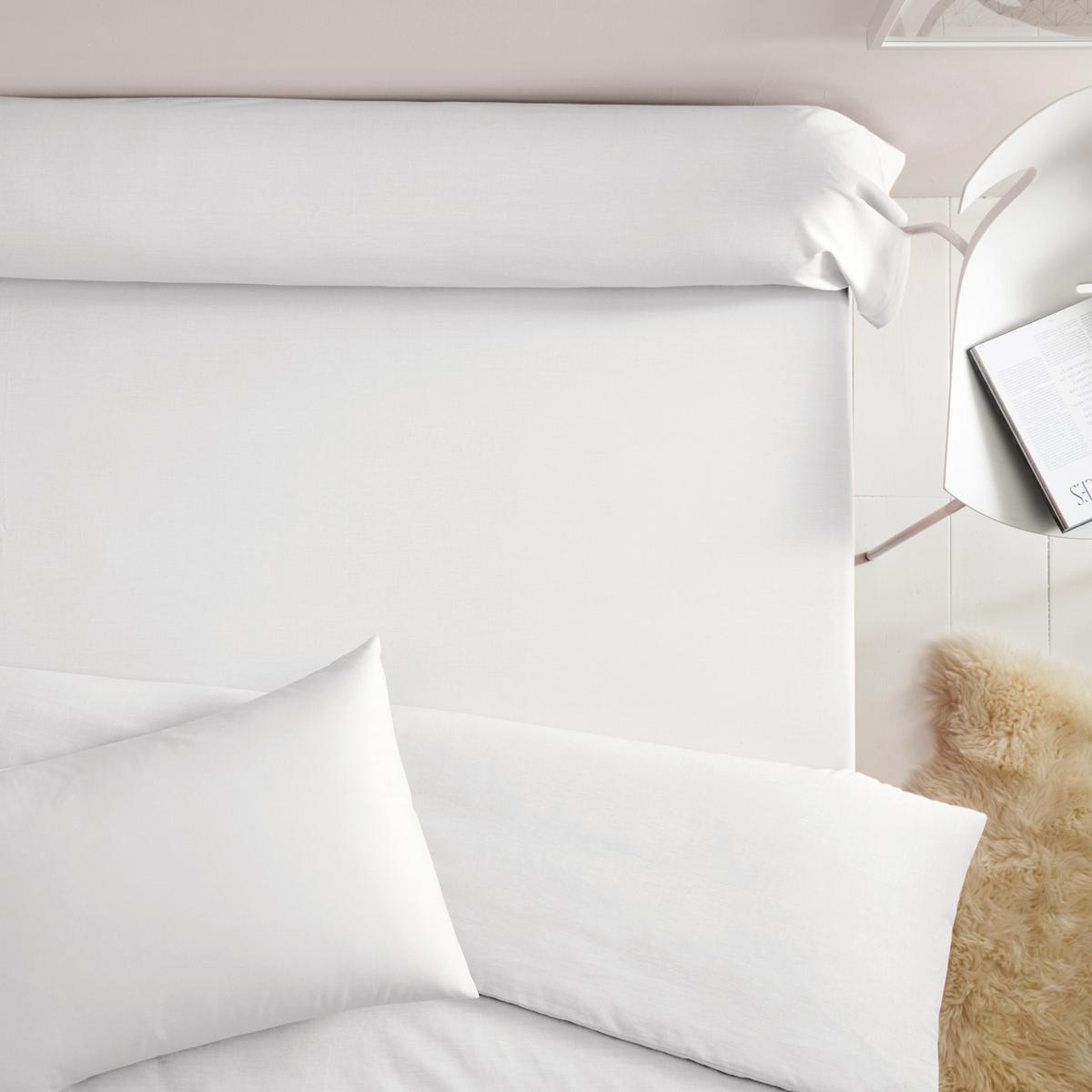 SCENARIO Наволочка на подушку-валик из полиэстера и хлопка (поликоттон)