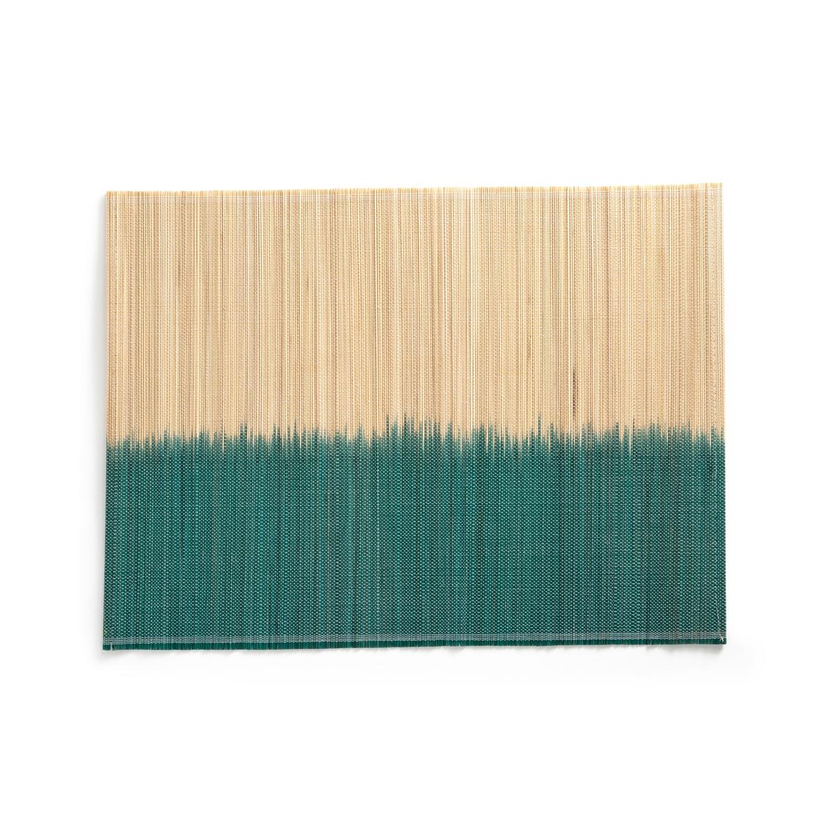 Комплект из 4 подложек под приборы из бамбука, DAYEM набор подложек под столовые приборы феникс презент чашка чая 45 см х 30 см 4 шт 37380
