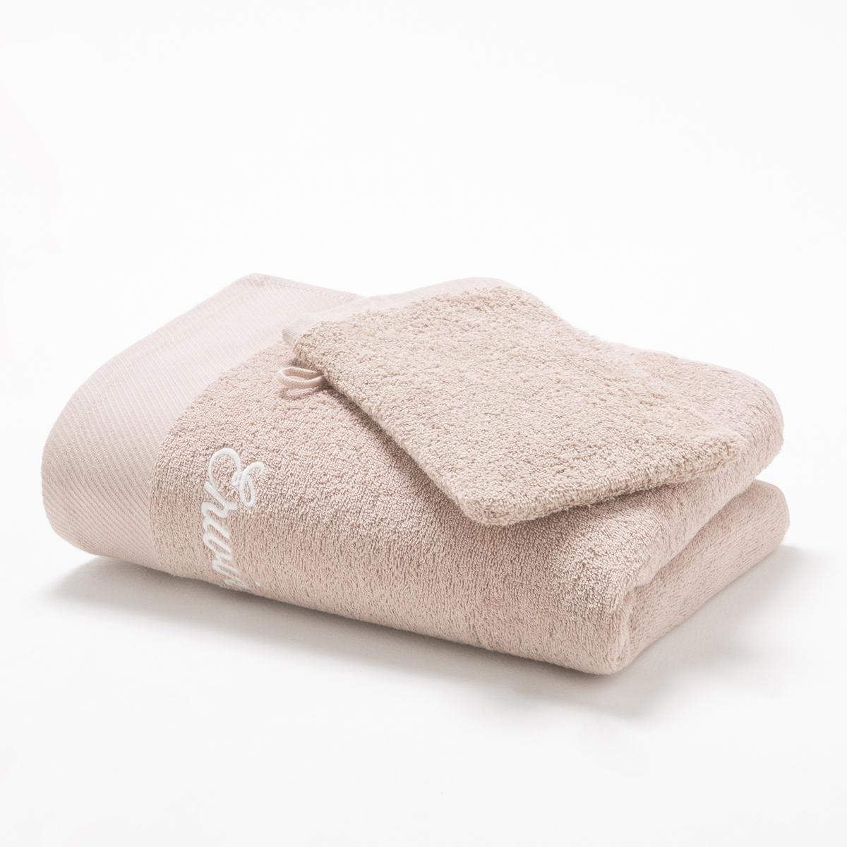 Полотенце + банная рукавичка SCENARIO, 500 г/м?Полотенце (50 х 100 см) и банная рукавичка (15 х 21 см) из красивой махровой ткани, 100% хлопка, 500 г/м?. Невероятно мягкий материал с прекрасными впитывающими свойствами. Кайма диагональ. Отменная прочность и превосходная стойкость цвета при 40°.<br><br>Цвет: белый,бирюзовый,желтый шафран,зеленый  атолл,красный карминный,серо-бежевый,серо-синий,сине-зеленый,синий морской волны,сливовый,темно-серый
