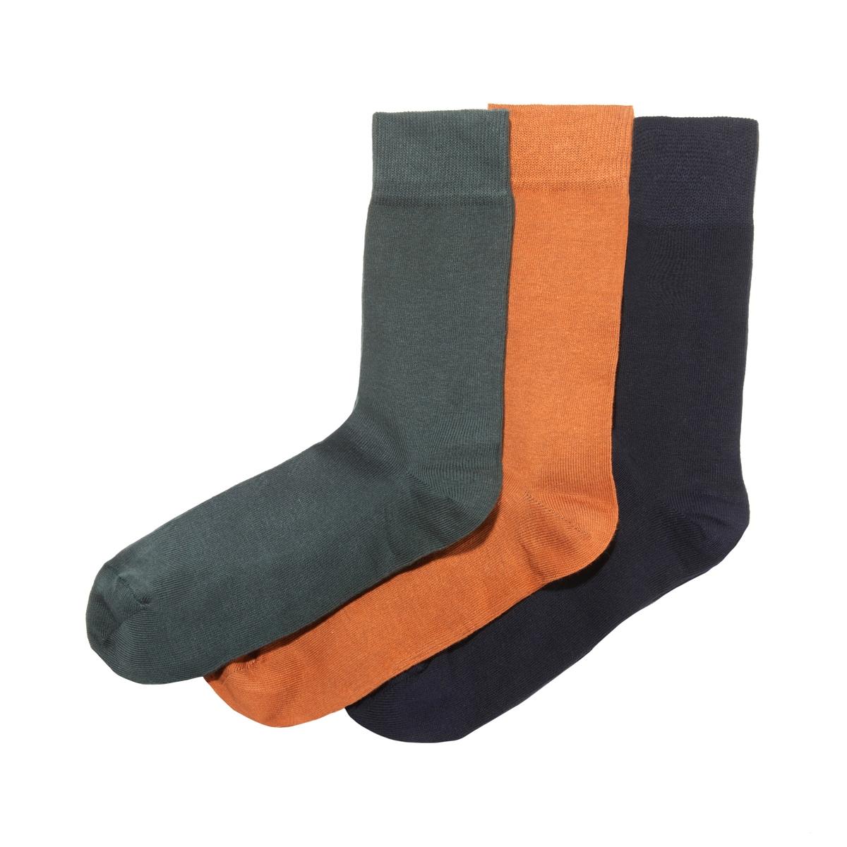 Пары La Redoute Простых носков 46/48 зеленый цена и фото