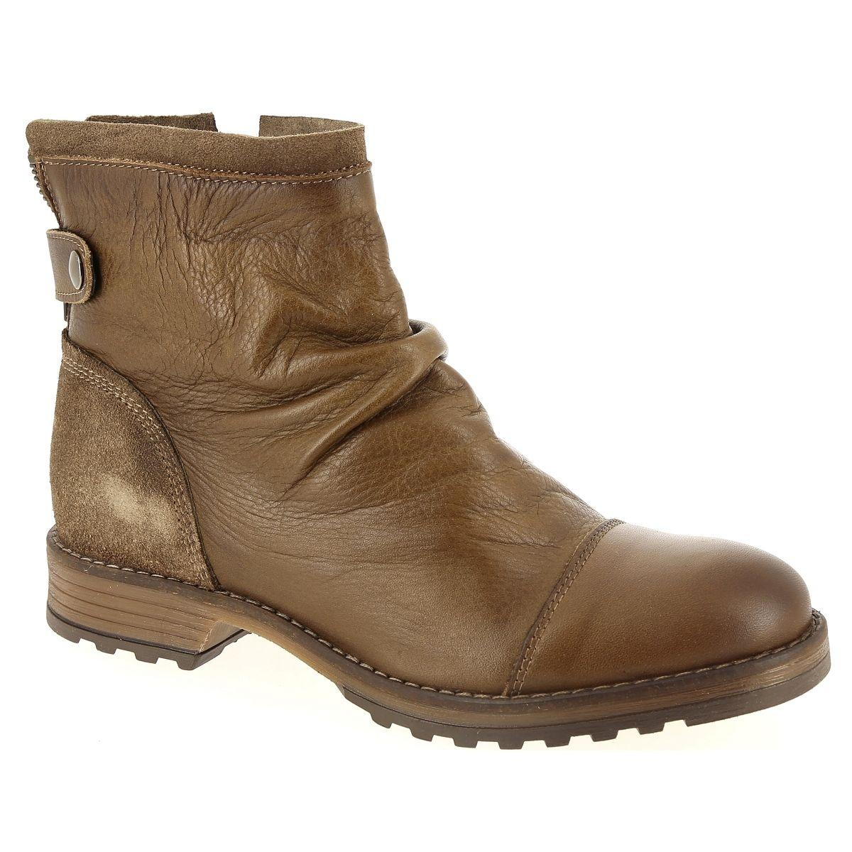Boots et bottinesCuir