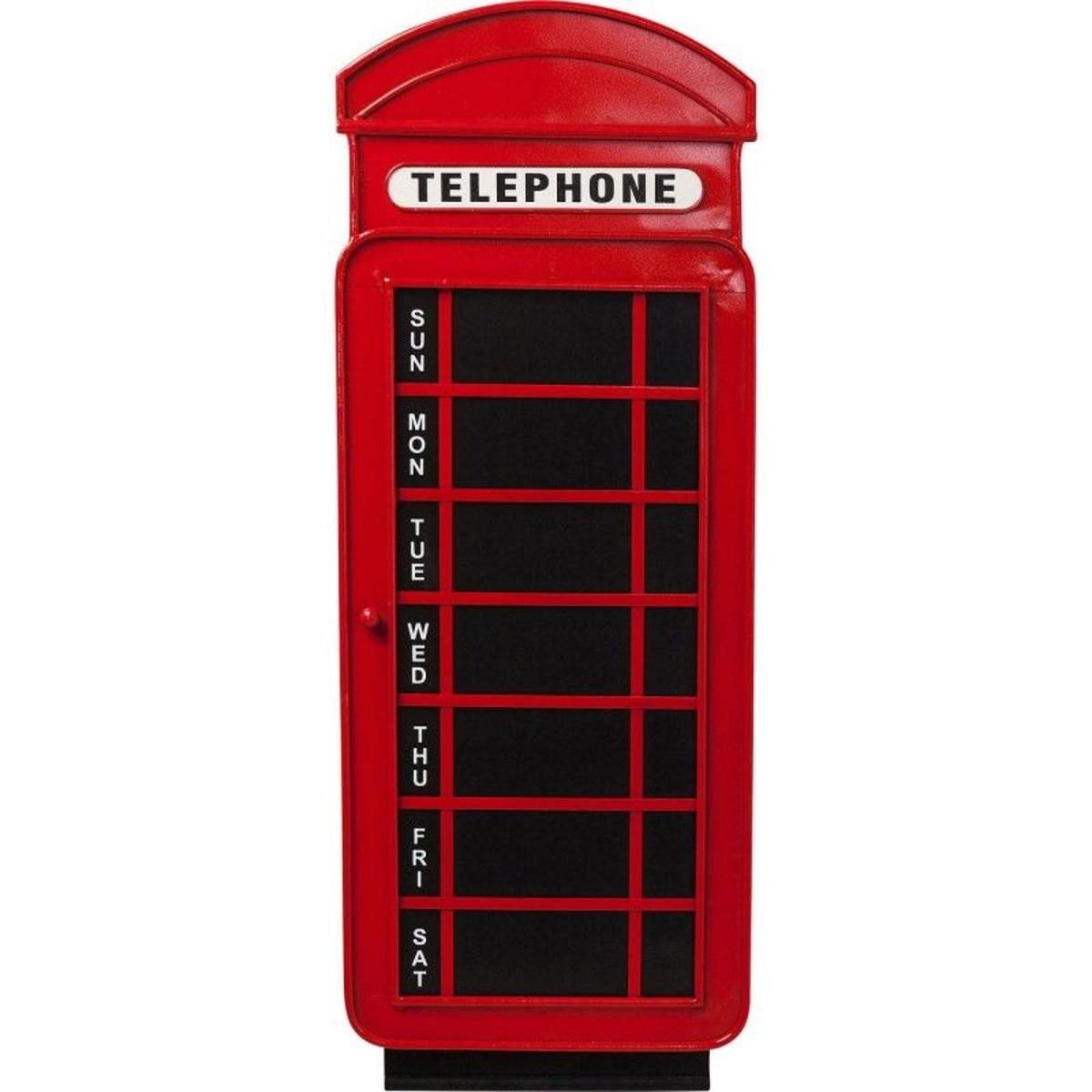 Déco murale London Telephone Kare Design