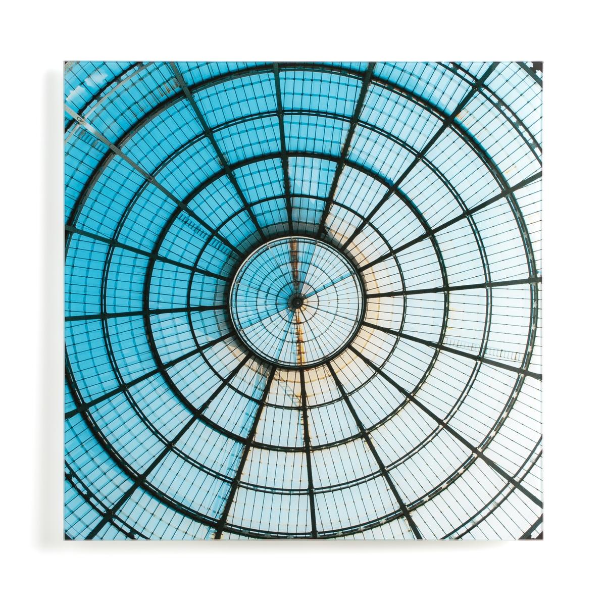 цена на Рисунок La Redoute На стекле Keltan единый размер разноцветный