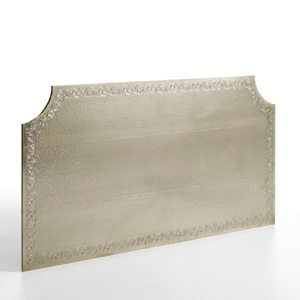 "Kopfteil \""Parvani\"", gehärtetes Metall, H. 100 cm"