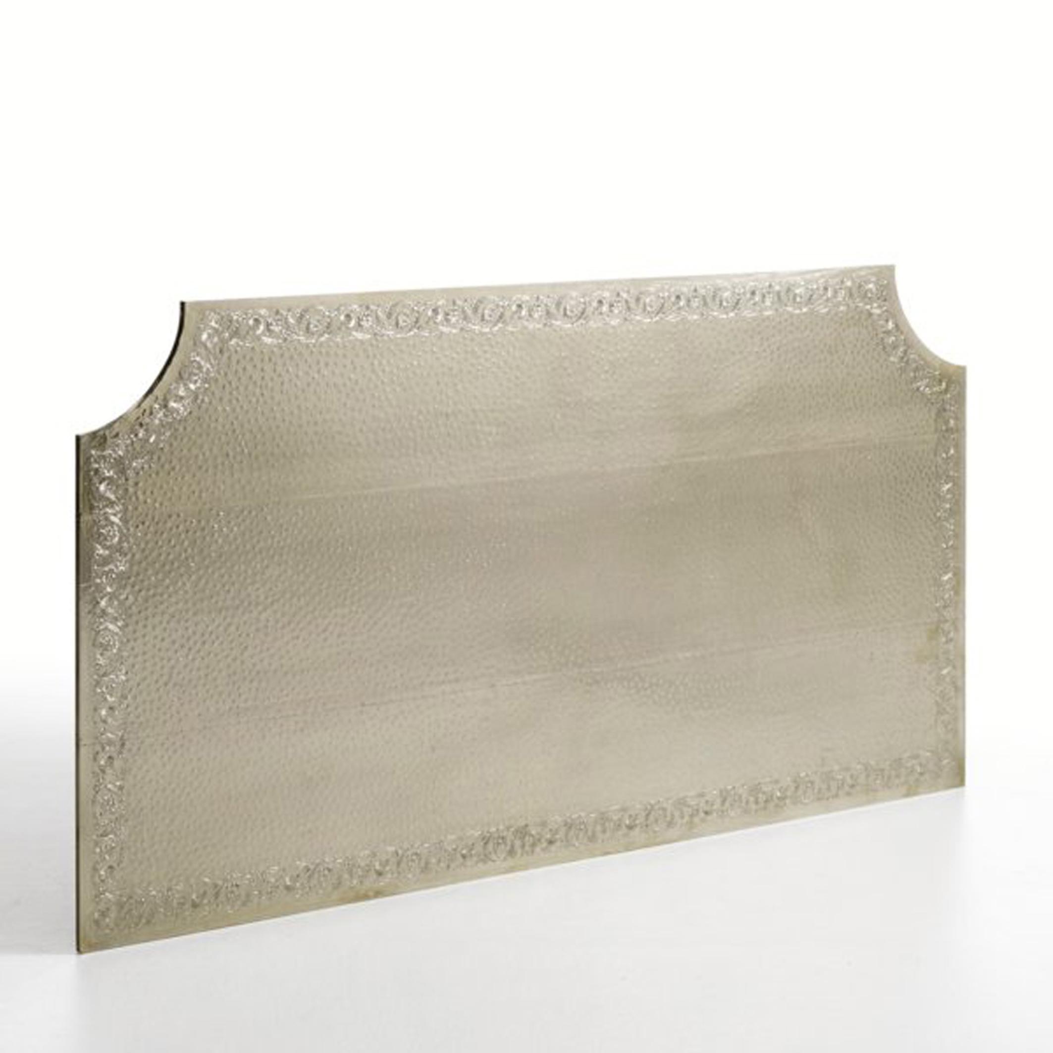 """Bild Kopfteil \""""Parvani\"""", gehärtetes Metall, H. 100 cm"""
