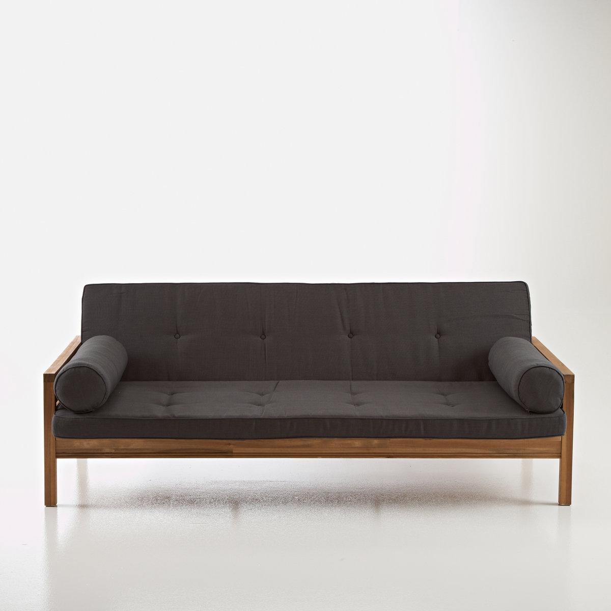 Диван-кровать для сада из акации, Ayumi стол для сада из акации fsc caleb