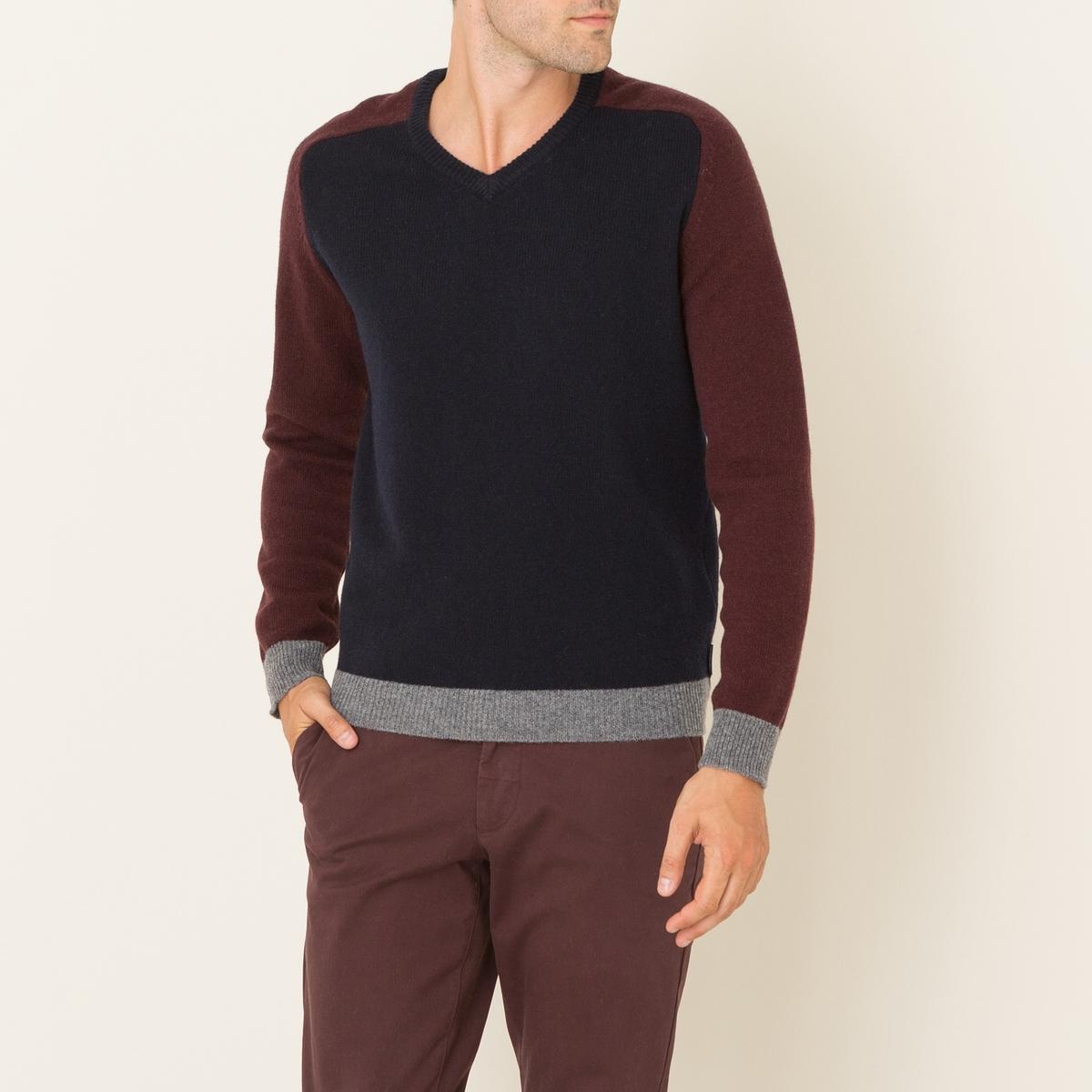 Пуловер SHAYANСостав и описание Материал : 100% шерсть ягненка lambswoolМарка : HARRIS WILSON<br><br>Цвет: темно-синий