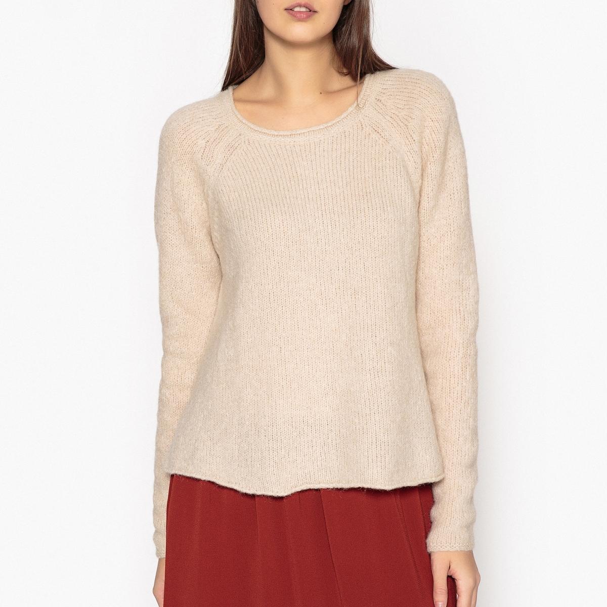 Пуловер с вырезом-лодочкой VACAVILLE