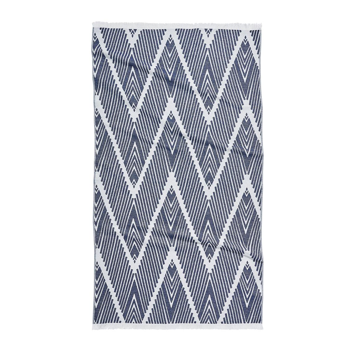 Одеяло пляжное на подкладке из махровой ткани Fouta от DARIA