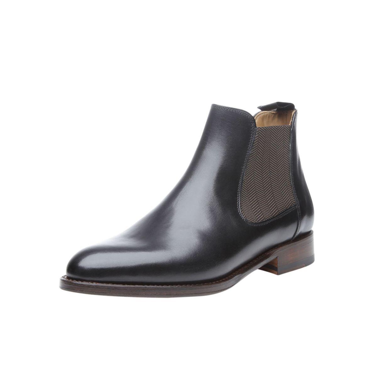 Chelsea Boots  en noir