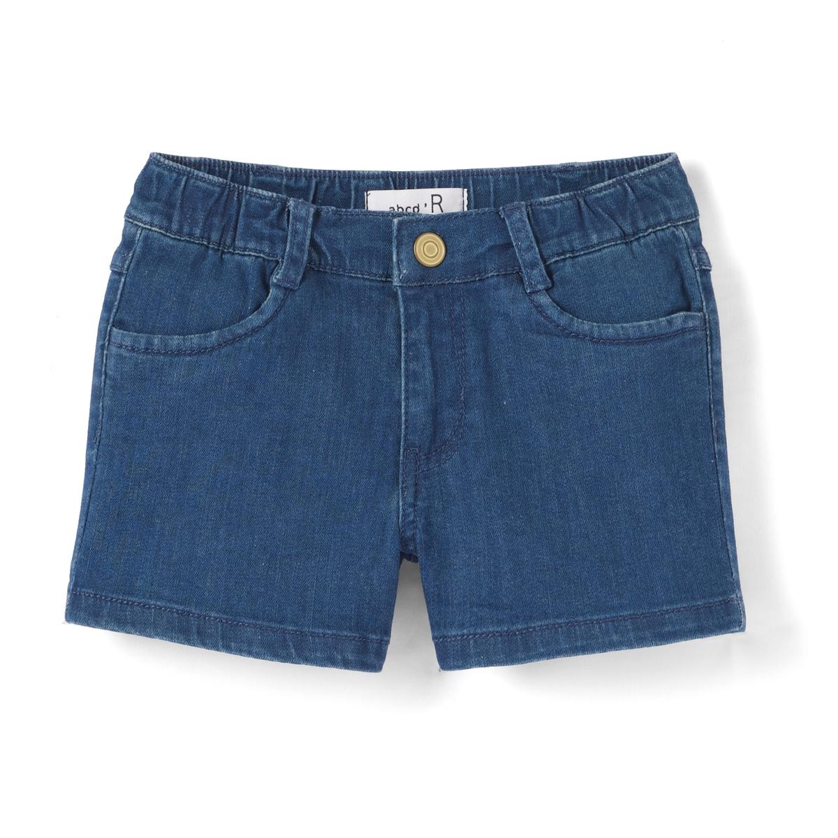 Шорты джинсовые 3-12 лет