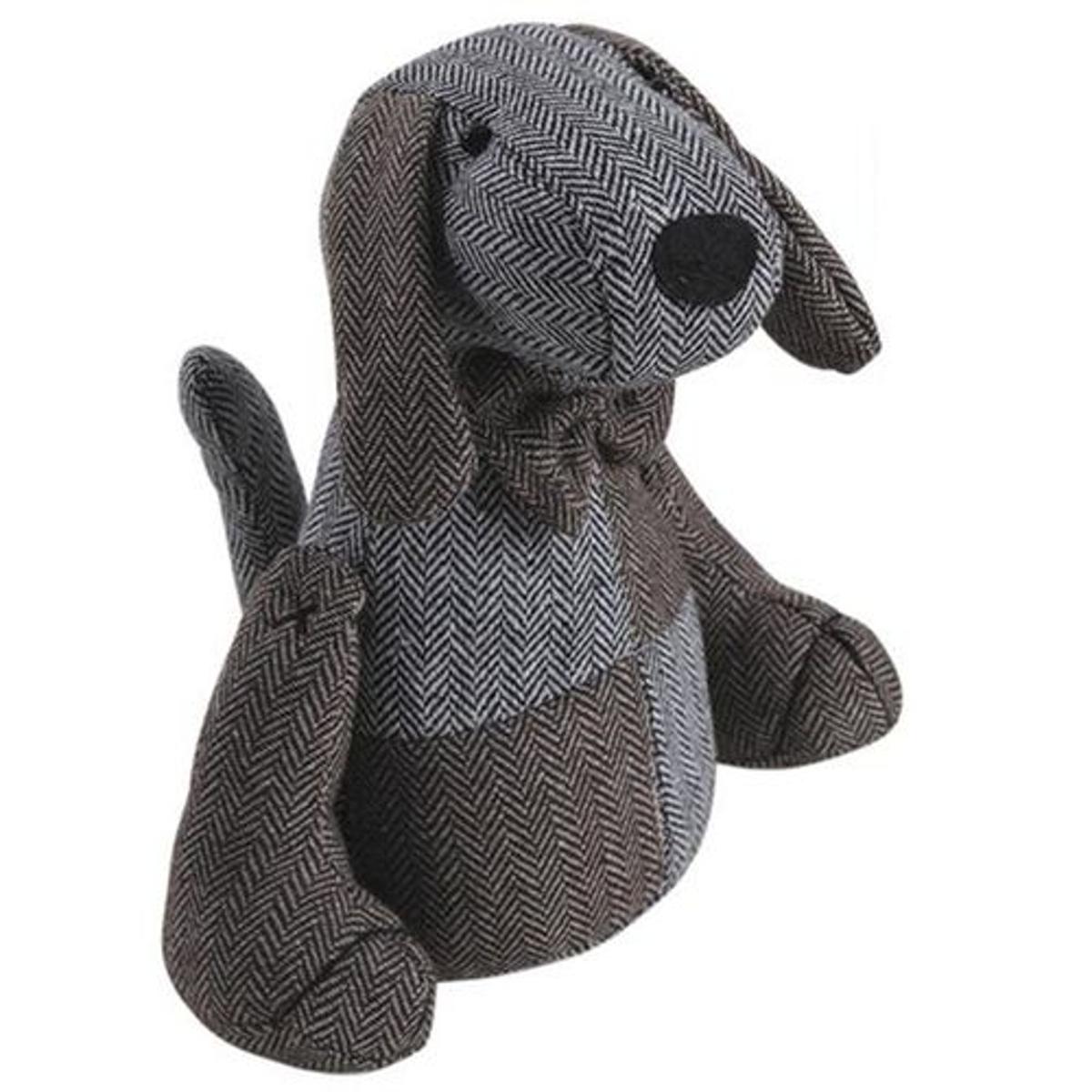 Cale porte chien en coton