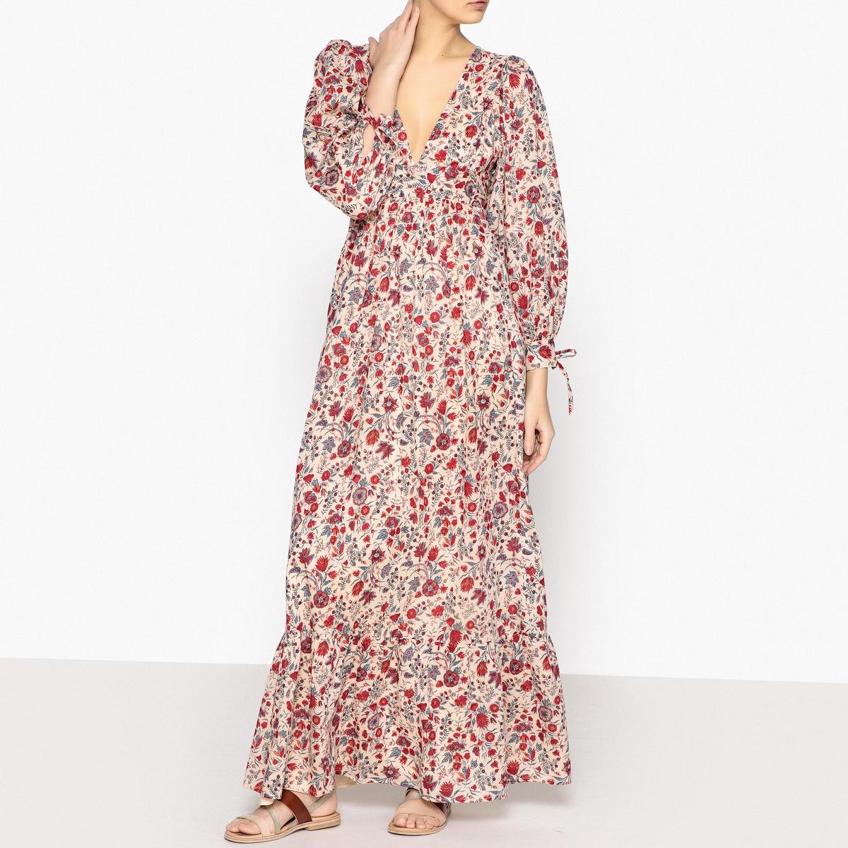 Платье длинное ANNIE LONG DRESS