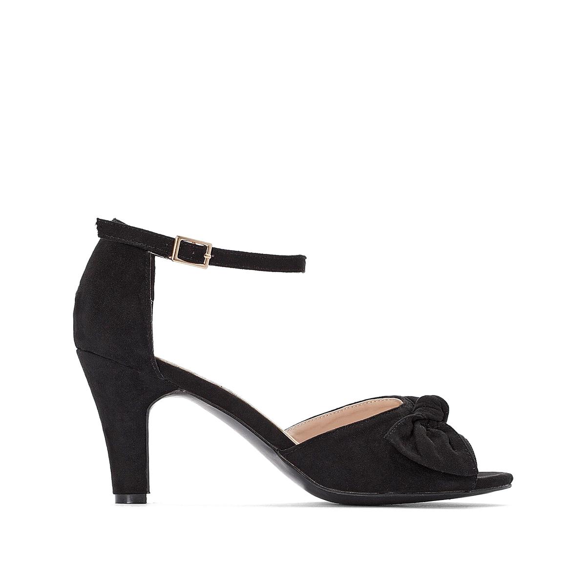 Sandálias com tacão, especial pés largos, do 38 ao 45